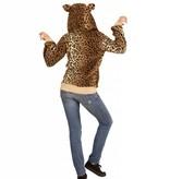 Hoodie Luipaard