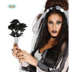Halloween Zwarte Rozen