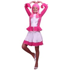Dansmarieke pink volwassen