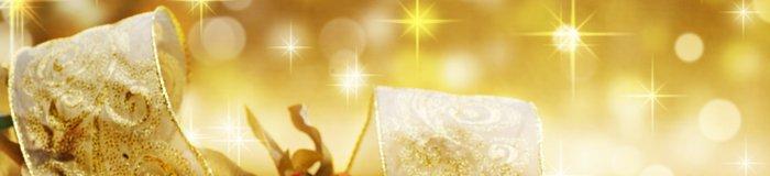 Gouden kleding voor een themafeest goud!