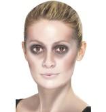 Zombie make up set met bloedcapsules