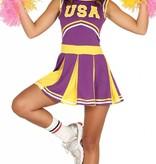 Cheerleader kostuum USA