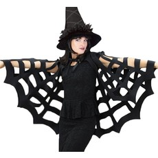 Spinnen cape Halloween