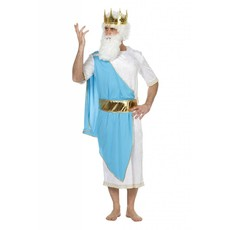 Griekse Oppergod Zeus kostuum
