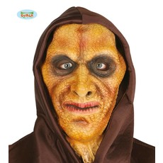 Masker hooded Lizard
