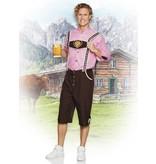 Oktoberfest kostuum Schmidt compleet