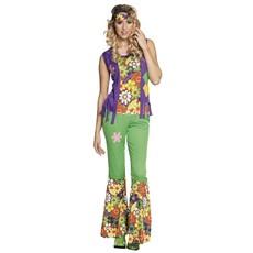 Hippie kostuum dame woodstock