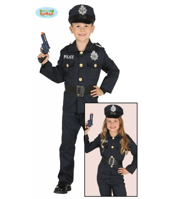 Chef Politieagent pak kind