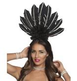 Tiara Samba Zwart