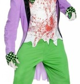 Bad Hatter Wonderland kostuum