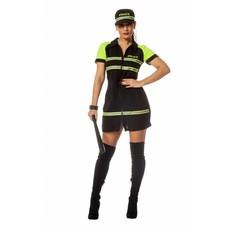 Politie dameskostuum nieuw