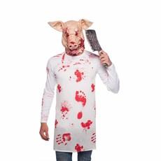 Halloween masker varken latex