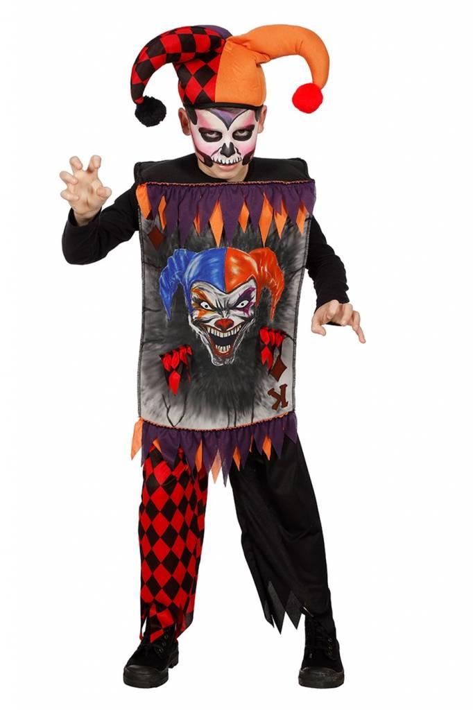Enge Kostuums Halloween.Enge Joker Kostuum Kind