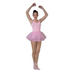 Ballerina pakje carnaval dames roze