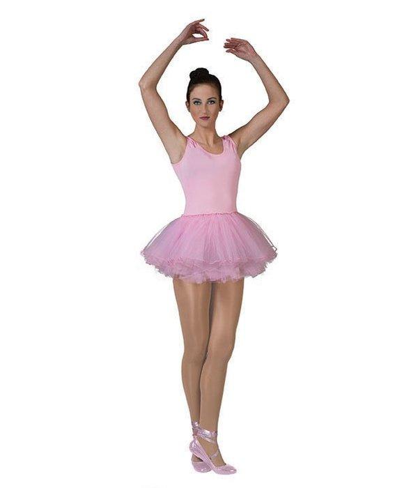 Roze Carnavalskleding Dames.Ballerina Pakje Carnaval Dames Roze Feestbazaar Nl