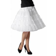 Petticoat Luxe wit