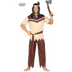 Mannelijk indianen kostuum