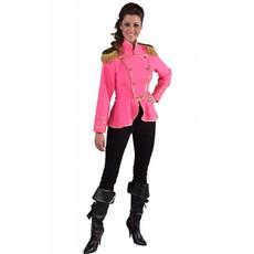 Uniform jas pink dame