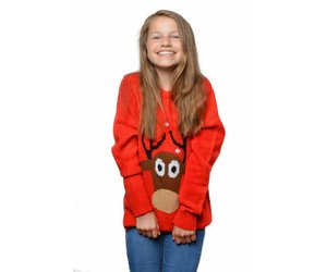 Kersttrui Kind.Kersttrui Kind Kopen Grootste Aanbod Laagste Prijzen Feestbazaar Nl