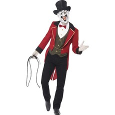 Enge Circus baas kostuum
