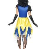 Griezelige Sneeuwwitje outfit