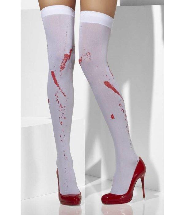 Kousen met bloed