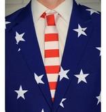 Amerika kostuum Stars and Stripes