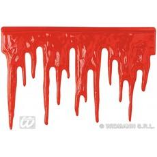 Bloed decoratie Halloween