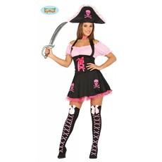 Jurk Piraat Roze