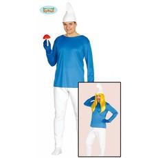 Smurf Kostuum Blauw