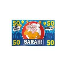 Gevelvlag Sarah 90 x 150 cm