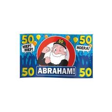 Gevelvlag Abraham 90 x 150 cm