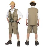 Safari outfit man
