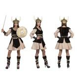 Viking kostuum vrouw Ragna