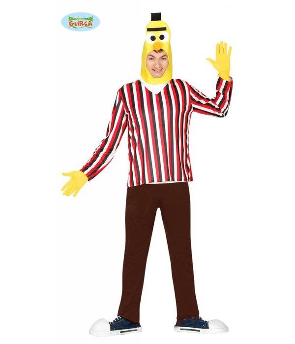 Bert sesamstraat pak