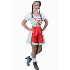 Tiroler jurkje kort Sarah