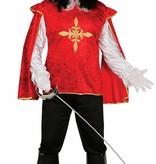 Musketier kostuum heren