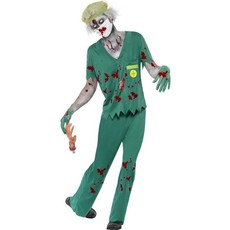 Zombie Chirurg kostuum