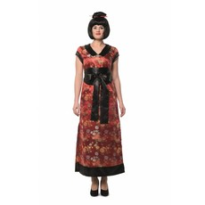 Chinese jurk lang