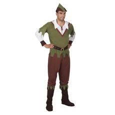 Robin Hood Carnaval verkleedkostuum