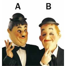 Masker Laurel & Hardy