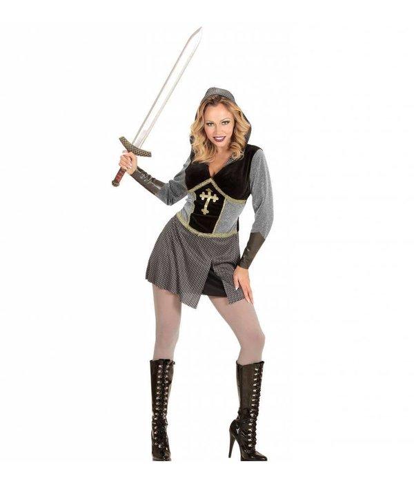 Jeanne d'Arc kostuum kort