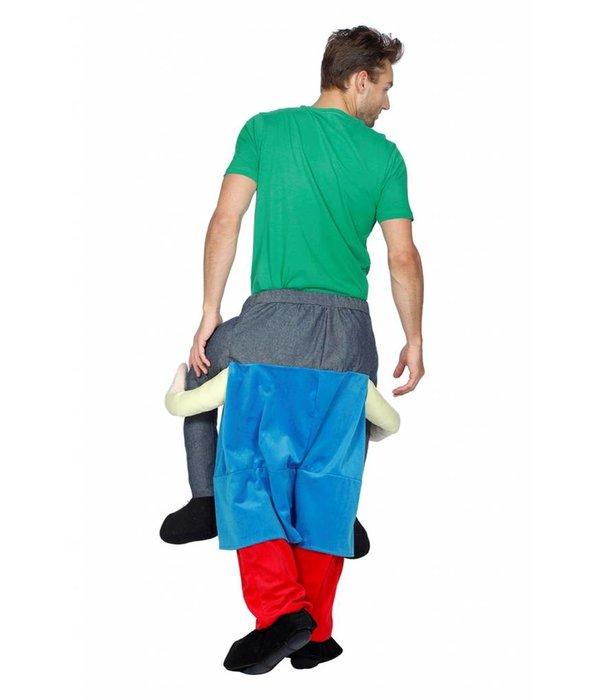 Draag mij kostuum Kabouter