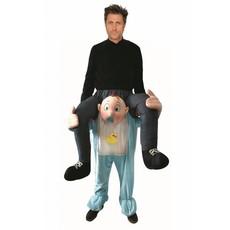 Baby Carry me kostuum