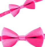 Vlinderstrik Roze