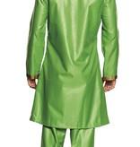 Pop Sergeant pepper kostuum groen