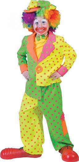 Clownspakje jongen Pokey