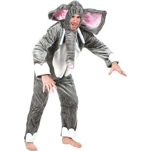 Luxe Olifanten kostuum volwassen