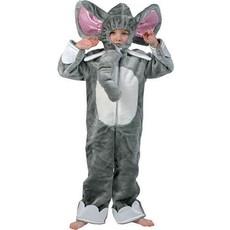 Luxe olifanten kostuum kind