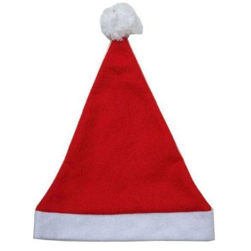 Kerstmuts flankat